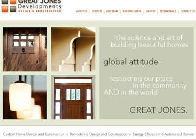 Great Jones Developments
